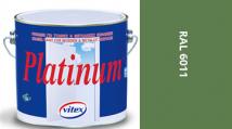 Vitex Platinum satén RAL 6011 0,75L